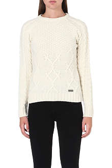 BARBOUR Ursula wool jumper