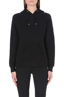 BARBOUR Artemis cotton-jersey hoody