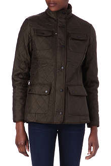 BARBOUR Utility Polarquilt jacket