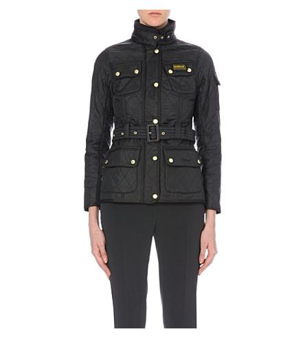 BARBOUR International Polarquilt jacket (Black