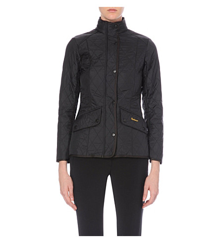 BARBOUR Cavalry Polarquilt jacket (Black