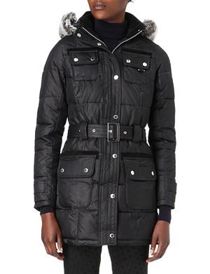 BARBOUR Arctic padded coat