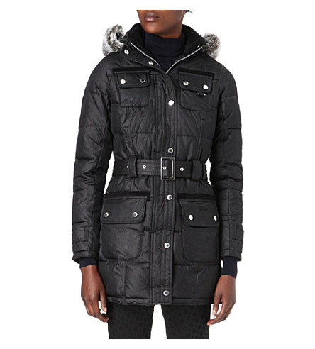 BARBOUR Arctic padded coat (Black