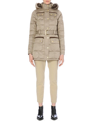 BARBOUR Arctic padded coat