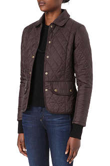 BARBOUR Vintage quilted jacket