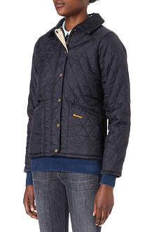BARBOUR Vintage Liddesdale quilted jacket