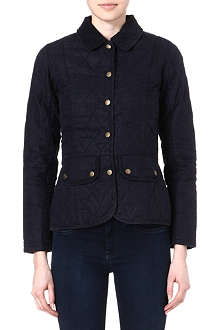 BARBOUR Wynchwood quilted jacket