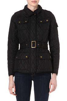 BARBOUR Tourer International quilted jacket