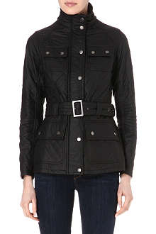 BARBOUR Transmission quilted jacket