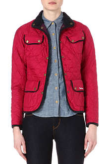 BARBOUR Spectrum Pantone quilted jacket