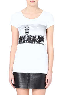 BARBOUR Beacon Bikers t-shirt