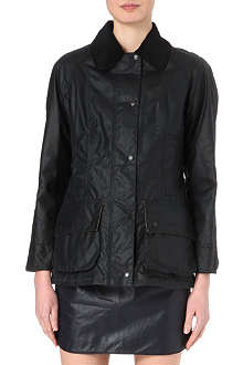 BARBOUR Vintage Beadnell waxed jacket