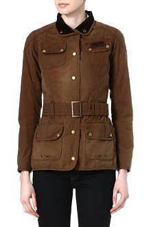 BARBOUR Vintage International jacket