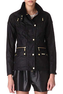 BARBOUR Lonestar biker jacket