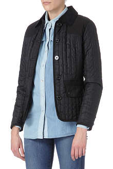 BARBOUR Hartpury quilted jacket