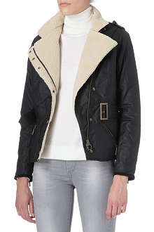 BARBOUR Matlock biker jacket