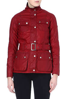 BARBOUR Alloy waxed jacket
