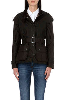 BARBOUR Snapper waxed jacket