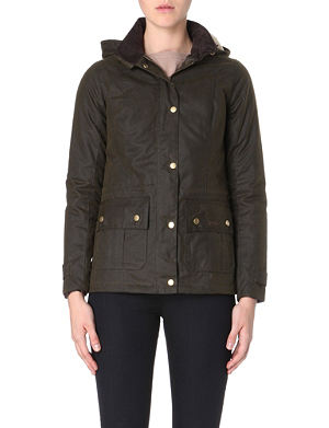 BARBOUR Convoy hooded jacket