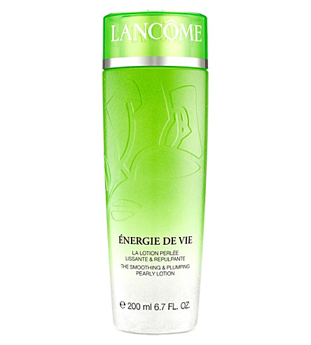 LANCOME Énergie de Vie Pearly Wake-Up Lotion 200ml