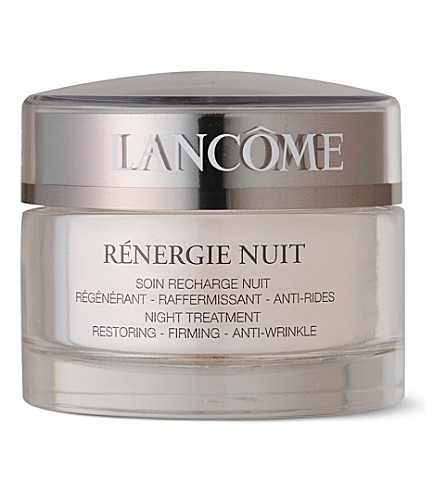 LANCOME Rénergie Nuit recharging night treatment