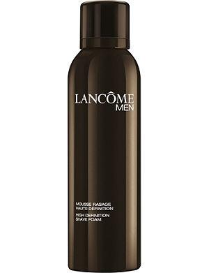 LANCOME High definition shave foam 200ml