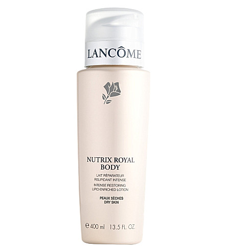 LANCOME Nutrix Royal body milk 400ml