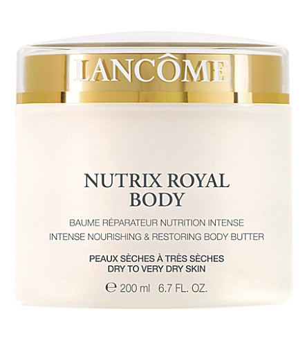 LANCOME Nutrix Royal body cream 200ml