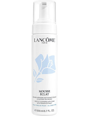 LANCOME Mousse Éclat self foaming cleanser