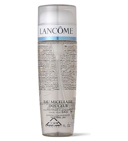LANCOME Eau Micellaire Douceur express cleansing water 200ml