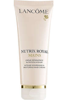 LANCOME Nutrix Royal Mains hand cream 100ml
