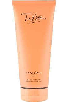 LANCOME Trésor perfumed shower gel 200ml