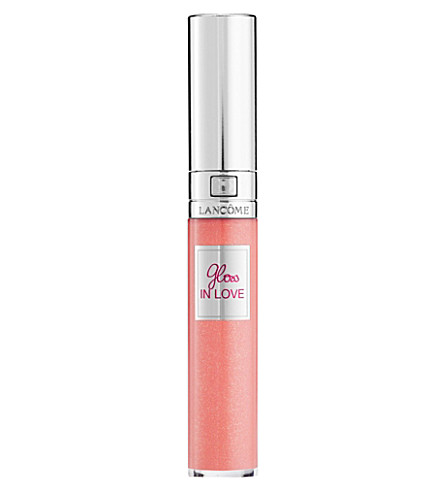 LANCOME Gloss In Love lip gloss (Blink+pink+312