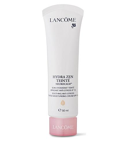 LANCOME Hydra Zen tinted moisturiser (01