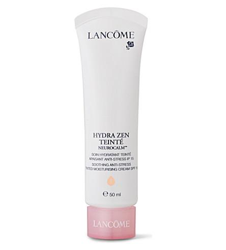 LANCOME Hydra Zen tinted moisturiser (02