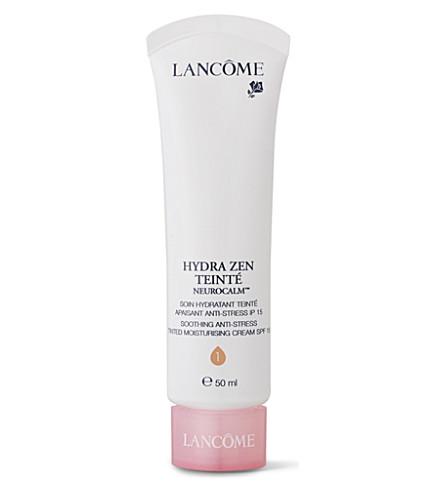 LANCOME Hydra Zen tinted moisturiser (03