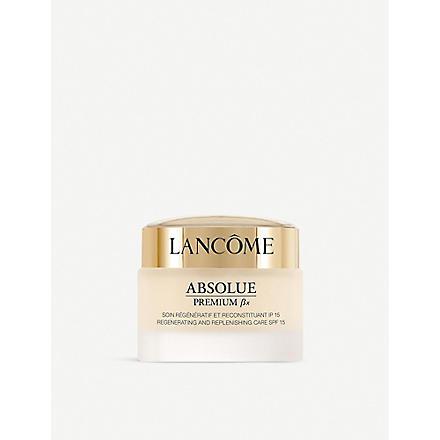 LANCOME Absolue Premium ßx Radiance Regenerating and Replenishing day cream SPF 15