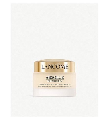LANCOME Absolue Premium ßx Radiance Regenerating and Replenishing day cream SPF 15