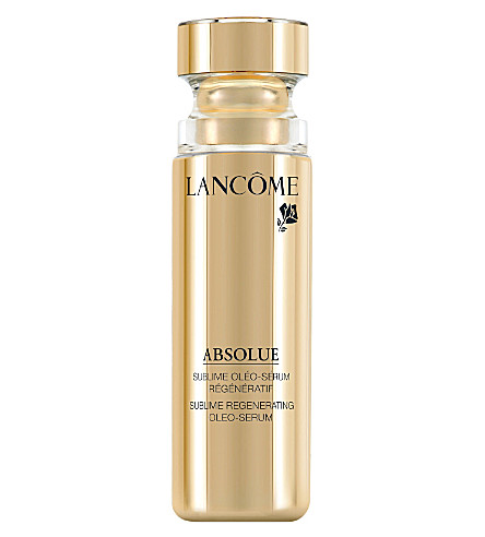 LANCOME Absolue Sublime Radiance Regenerating Oleo-Serum 30ml
