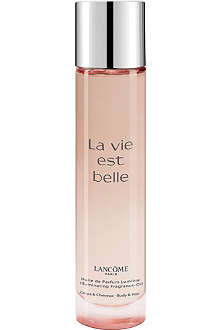 LANCOME La Vie est Belle fragrance oil 100ml