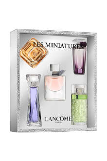 LANCOME Lancôme Miniature Fragrances gift set