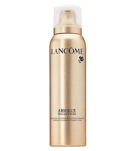 LANCOME Absolue 升华洁柔滑泡沫150毫升