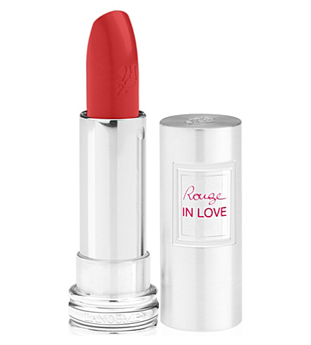 LANCOME Rouge in Love lipstick (Sequins d'amour