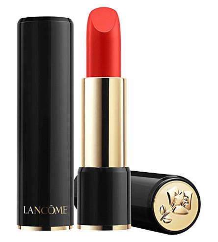 LANCOME L'Absolu Rouge Matte Lipstick (184