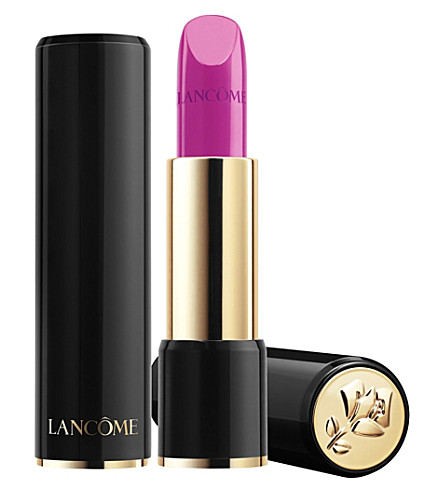 LANCOME L'Absolu Rouge Sheer Lipstick (325
