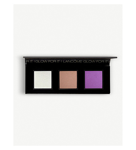 LANCOME Glow For It Highlighter Palette 6.5g (Ameyth+radiance