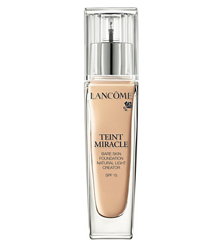 LANCOME Teint Miracle Bare Skin Perfection foundation SPF 15 (04