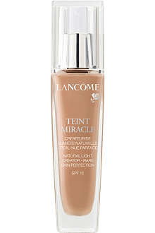 LANCOME Teint Miracle foundation SPF 15