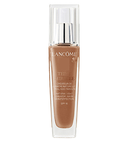 LANCOME Teint Miracle foundation SPF 15 (13