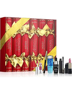 LANCOME Beauty Christmas Crackers 2014